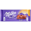 Шоколад Milka Triple Caramel Chocolate молочный 90 г