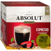 Капсулы Absolut Drive Espresso 16 штук по 6 г