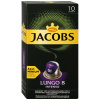 Капсулы Jacobs Lungo 8 Intenso молотый 10 штук по 5.2 г