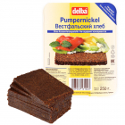 Хлеб Вестфальский Delba Pumpernickel 250 г