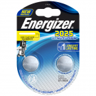 Батарейки литиевые Energizer ENR Ultimate Lithium CR 2025 FSB2 (2 штуки)