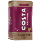 Кофе Costa Coffee Signature Blend Dark Roast в зернах 1 кг