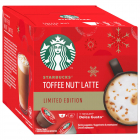 Кофе Starbucks Toffee Nut Latte Limited Edition для системы Nescafe Dolce Gusto 12 капсул 128 г