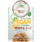 Маска для лица 7 Days Go Vegan тканевая Monday White Day 25 г