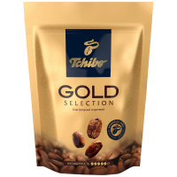Кофе Tchibo Gold Selection растворимый сублимированный 150 г