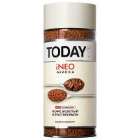 Кофе Today Ineo Arabica растворимый сублимированный 95 г