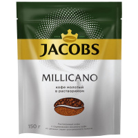 Кофе Jacobs Monarch Millicano растворимый сублимированный 150 г