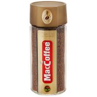 Кофе MacCoffee Gold растворимый сублимированный 100 г