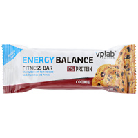 Батончик VpLab Energy Balance bar печенье 35г