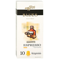 Капсулы Coffee Blues Espresso Flavored Amaretto 10 штук по 5.5 г