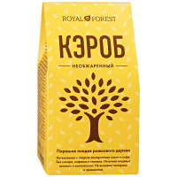 Кэроб Royal Forest необжаренный 100 г