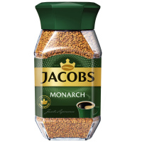 Кофе Jacobs Monarch растворимый сублимированный 190 г