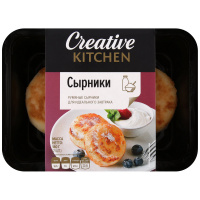 Сырники Creative Kitchen 140 г