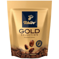Кофе Tchibo Gold Selection растворимый сублимированный 75 г