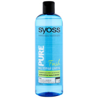 Шампунь Syoss Pure Fresh, 500мл
