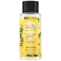 Шампунь Love Beauty&Planet для волос Восстановление и Забота 0,4л