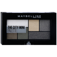 Палетка теней Maybelline New York The City Mini для глаз оттенок 420 Urban Jungle 6г