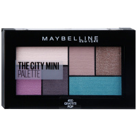 Палетка теней Maybelline New York The City Mini для глаз оттенок 450 graffiti 6г