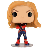 Фигурка Funko POP! Bobble: Marvel: Avengers Endgame: Captain Marvel 36675