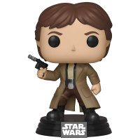 Фигурка игровая Pор Bobble Funko Star Wars Endor Han