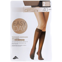 Гольфы Omsa Gambaletto Easy Day daino размер 1-2 40 den 2 пары
