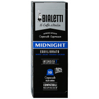 Капсулы Bialetti Midnight 10 штук по 5.5 г