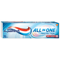 Зубная паста Aquafresh all-in-one Рrotection уход за деснами 75 мл