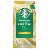 Кофе Starbucks Blonde Espresso Roast в зернах 200 г
