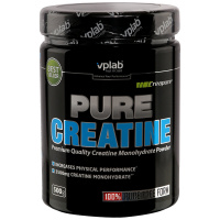 Креатин моногидрат VpLab Pure Creatine 0,5кг