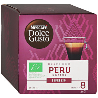 Капсулы Nescafe Dolce Gusto Espresso Peru 12 штук по 7 г
