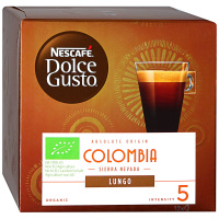 Капсулы Nescafe Dolce Gusto Colombia Lungo 12 штук по 7 г