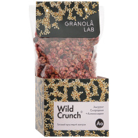 Гранола Granola Lab Wild Crunch амарант и смородина 260 г