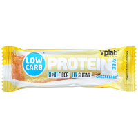 Батончик Low Carb Protein Bar VpLab cheesecake 35г