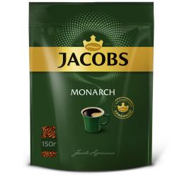 Кофе Jacobs Monarch растворимый сублимированный 150 г