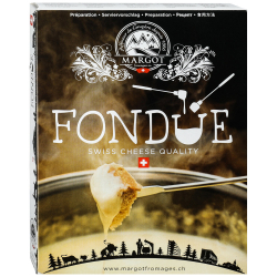 Фондю Margot Fromages Vachette 40% 400 г