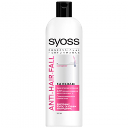 Бальзам для волос Syoss Anti-hair fall 500 мл