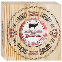 Сыр мягкий WhiteCheese from Zhukovka Камамбер 50% 150 г