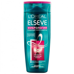 Шампунь для волос Elseve L'Oreal Paris Фибрология 400 мл