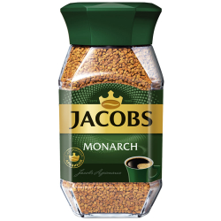 Кофе Jacobs Monarch растворимый сублимированный 95 г