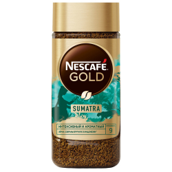Кофе Nescafe Gold Origins Sumatra растворимый сублимированный 85 г