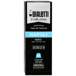 Капсулы Bialetti Napoli 10 штук по 5.5 г