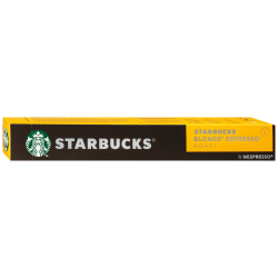 Капсулы Starbucks Blonde Espresso Roast для системы Nespresso 10 штук по 5.3 г