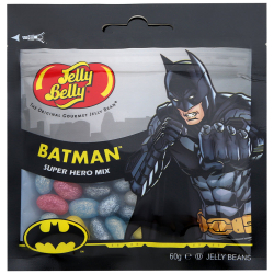 Драже Jelly Belly жевательное Super Hero Batman 60 г