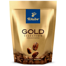 Кофе Tchibo Gold Celection растворимый сублимированный 285 г