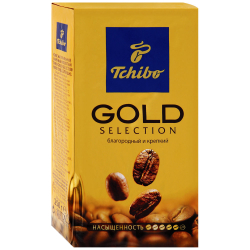 Кофе Tchibo Gold Selection молотый 250 г