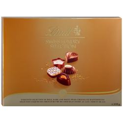 Набор конфет Lindt Swiss Luxury Selection 195 г