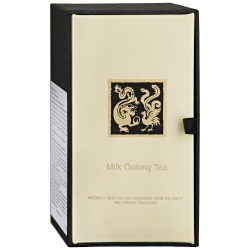 Чай ЛунФэн Дракон и Феникс Milk Oolong Tea Молочный улун 100г