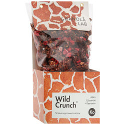 Гранола Granola Lab Wild Crunch мята и шоколад 260 г