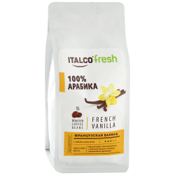Кофе Italco French Vanilla в зернах 375 г