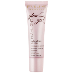 Хайлайтер для лица Eveline Highlight Glow And Go! Candy Glow 20 мл
